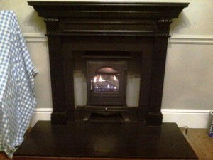 Belgravia gas stove from Chesneys