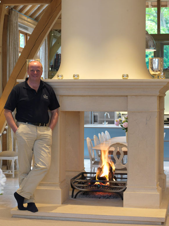 Bespoke fireplaces and stoves by The Billington Partnership